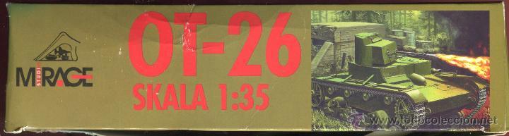 Maquetas: MAQUETA MIRAGE, OT-26, Escala 1/35. Año 1995 - Foto 8 - 49376425