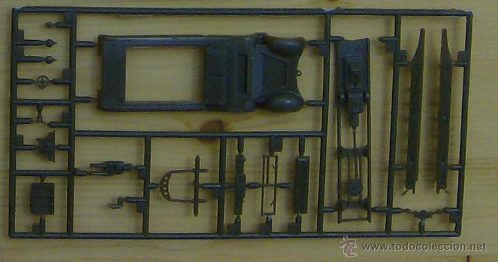Maquetas: MAQUETA SCIENCE TREASURY, 8TON HALF TRACK, Escala 1/72, REF 08 - Foto 4 - 49376460