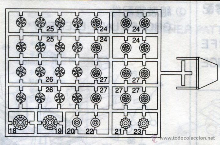 Maquetas: MAQUETA SCIENCE TREASURY, 8TON HALF TRACK, Escala 1/72, REF 08 - Foto 10 - 49376460