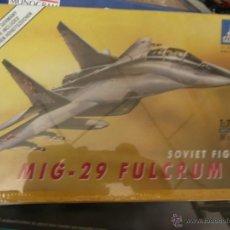 Maquetas: AVION MIG-29 FULCRUM UB DE MONOGRAM EN CAJA. Lote 49633404