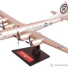 Maquetas: BOEING, B-29A, SUPERFORTRESS, USAF, 1/144, 14 BOMBARDEROS DE LA SEGUNDA GUERRA MUNDIAL, ALTAYA. Lote 49650456
