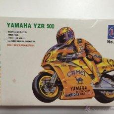 Maquetas: MAQUETA LEE YAMAHA YZR 500, N 01010. Lote 49852358