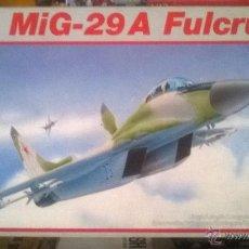 Maquetas: REVELL - MIG-29A FULCRUM REF 4379 1/72. Lote 51109807