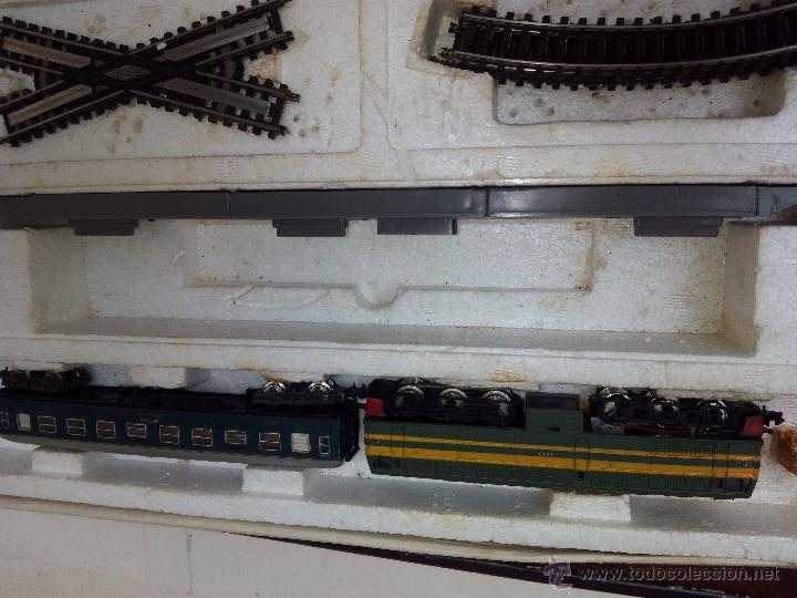 Maquetas: Tren miniatura de Ibertren 3N - Foto 3 - 51256230