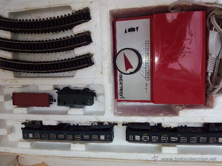 Maquetas: Tren miniatura de Ibertren 3N - Foto 4 - 51256230