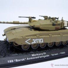 Maquettes: MERKAVA III TANQUE CARRO COMBATE ALTAYA 1/72. Lote 51363682