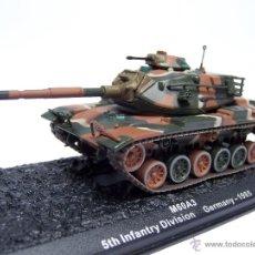 Maquetas: M60A3 TANQUE CARRO DE COMBATE ALTAYA 1/72. Lote 51410423