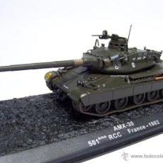 Maquetas: AMX-30 TANQUE CARRO DE COMBATE ALTAYA 1/72. Lote 51410559