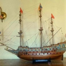 Maquetas: MAQUETA BARCO EL SOBERANO DE LOS MARES. 1:78.MANTUA MODEL MM787 2014-2015 (SOVEREIGN OF THE SEAS).. Lote 51437563
