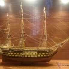 Maquetas: BARCO H.M.S. VICTORY (1765). MANTUA MODEL. 1/78. Lote 51465567