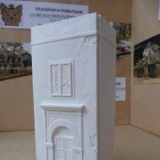 Maquettes: WWII EDIFICIO FACHADA CASA ÁRABE RUINAS 1/35 AFRICA KORPS ACCESORIOS DIORAMA. Lote 51782518