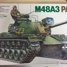 Maquetas: M-48A3 PATTON. TAMIYA 1/35. Lote 51951896