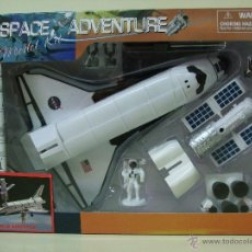 Maquetas: SPACE SHUTTLE NASA - NEWRAY SPACE ADVENTURE - TRANSBORDADOR ESPACIAL JUGUETE NAVE ESPACIO ASTRONAUTA. Lote 96095543
