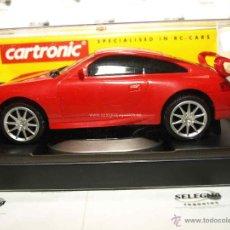Maquetas: PORSCHE 911 R/C ESCALA 1/24 CARTRONIC COCHE MINIATURA. Lote 52536859