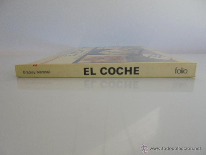 Maquetas: VÉALO FUNCIONAR EL COCHE. VÉALO FUNCIONAR EL AVIÓN. INCLUYE MAQUETA. EDITA FOLIO 1984-85. - Foto 8 - 52711137