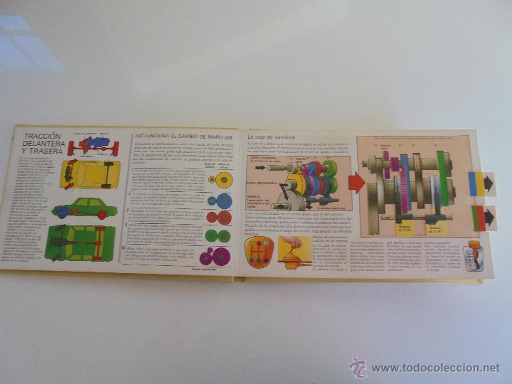 Maquetas: VÉALO FUNCIONAR EL COCHE. VÉALO FUNCIONAR EL AVIÓN. INCLUYE MAQUETA. EDITA FOLIO 1984-85. - Foto 16 - 52711137