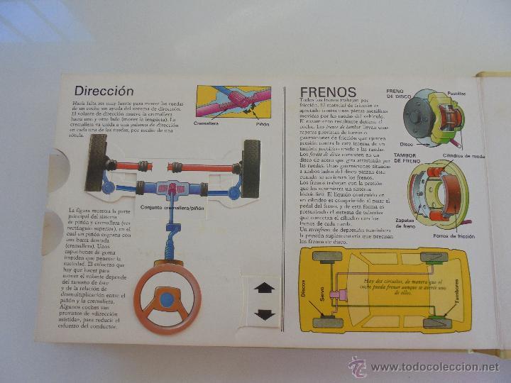Maquetas: VÉALO FUNCIONAR EL COCHE. VÉALO FUNCIONAR EL AVIÓN. INCLUYE MAQUETA. EDITA FOLIO 1984-85. - Foto 17 - 52711137