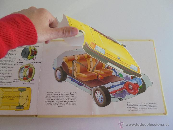 Maquetas: VÉALO FUNCIONAR EL COCHE. VÉALO FUNCIONAR EL AVIÓN. INCLUYE MAQUETA. EDITA FOLIO 1984-85. - Foto 19 - 52711137