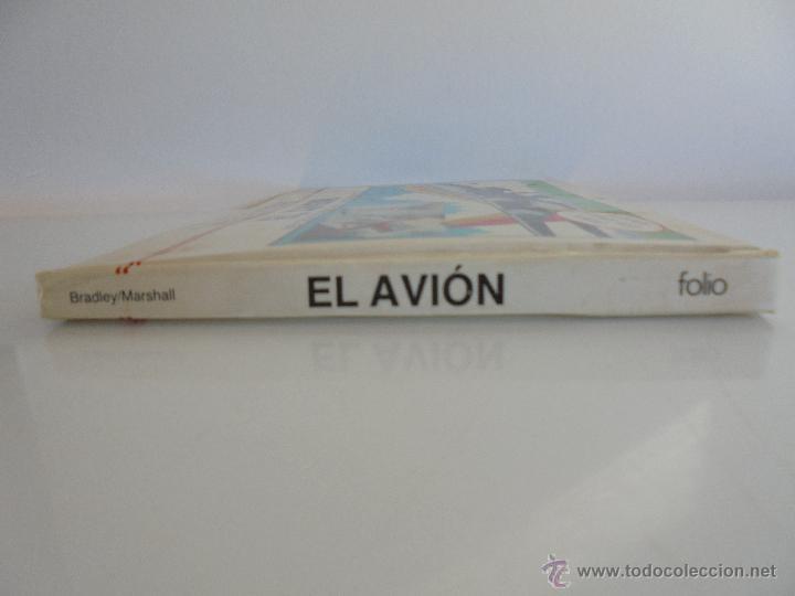 Maquetas: VÉALO FUNCIONAR EL COCHE. VÉALO FUNCIONAR EL AVIÓN. INCLUYE MAQUETA. EDITA FOLIO 1984-85. - Foto 25 - 52711137