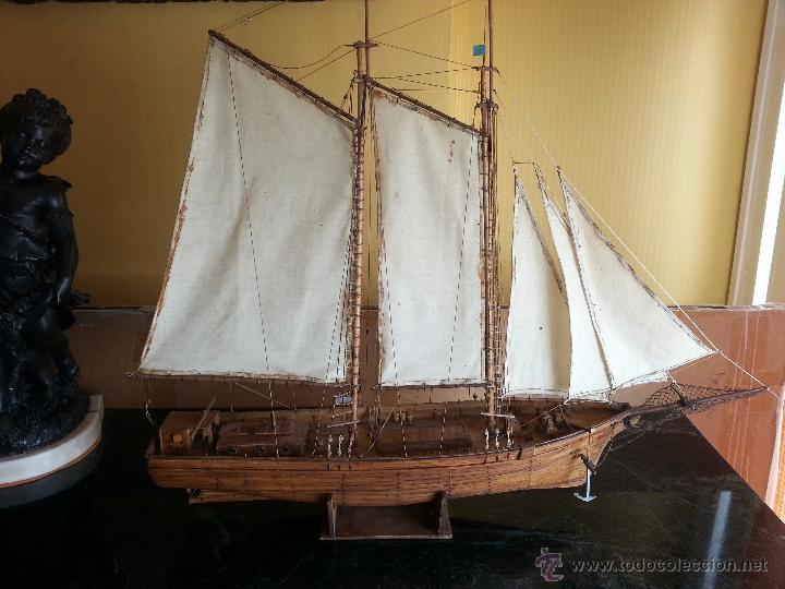 Maquetas: Antiguo barco colección - Foto 2 - 52901101