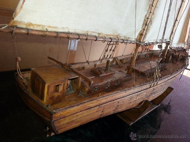 Maquetas: Antiguo barco colección - Foto 3 - 52901101