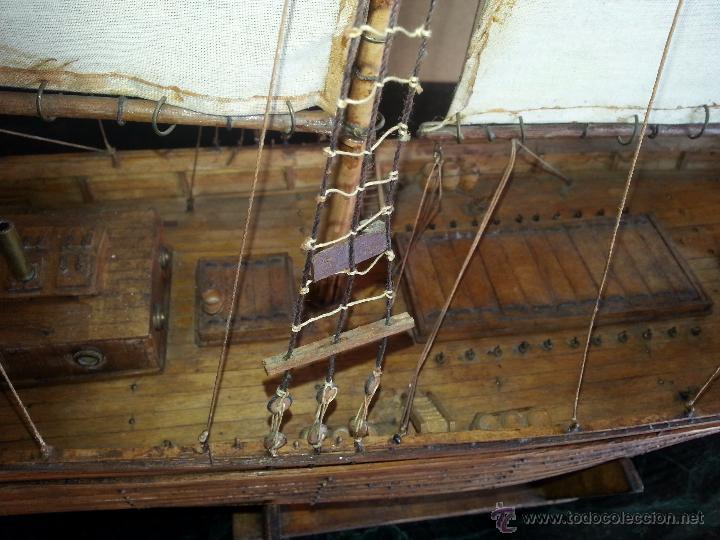 Maquetas: Antiguo barco colección - Foto 4 - 52901101