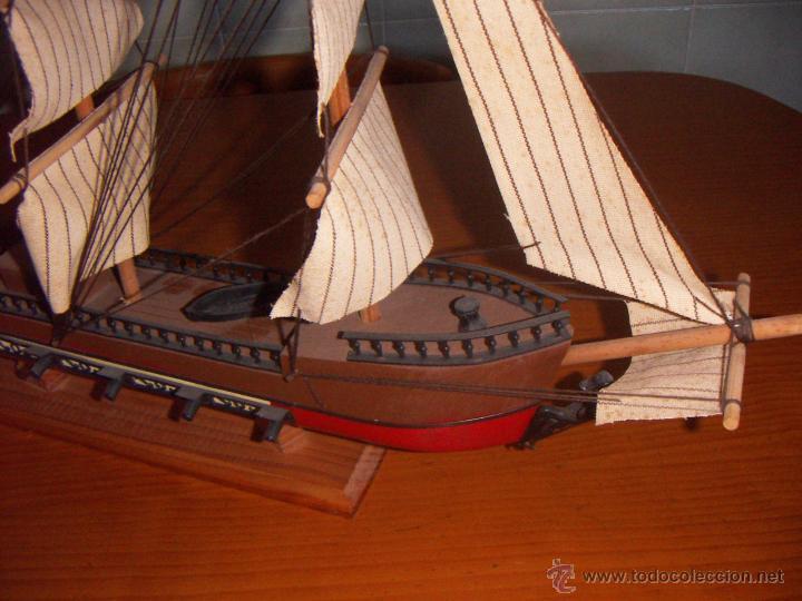 Maquetas: Maqueta de barco - Foto 2 - 53031819