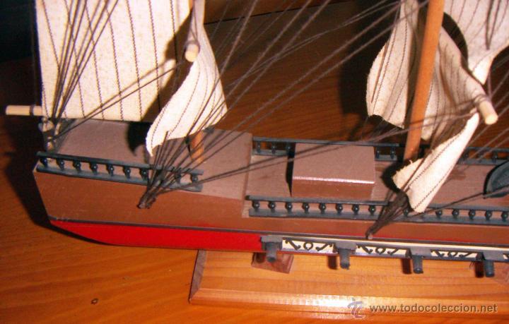 Maquetas: Maqueta de barco - Foto 3 - 53031819