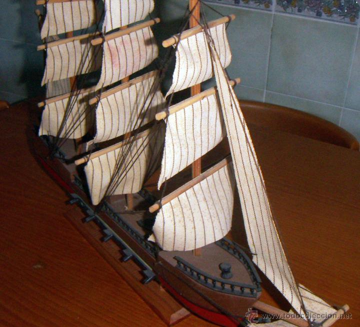 Maquetas: Maqueta de barco - Foto 4 - 53031819
