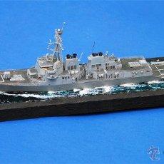 Maquetas: MAQUETA ESCALA 1/700 DDG-81 USS WINSTON S. CHURCHILL . Lote 53135556