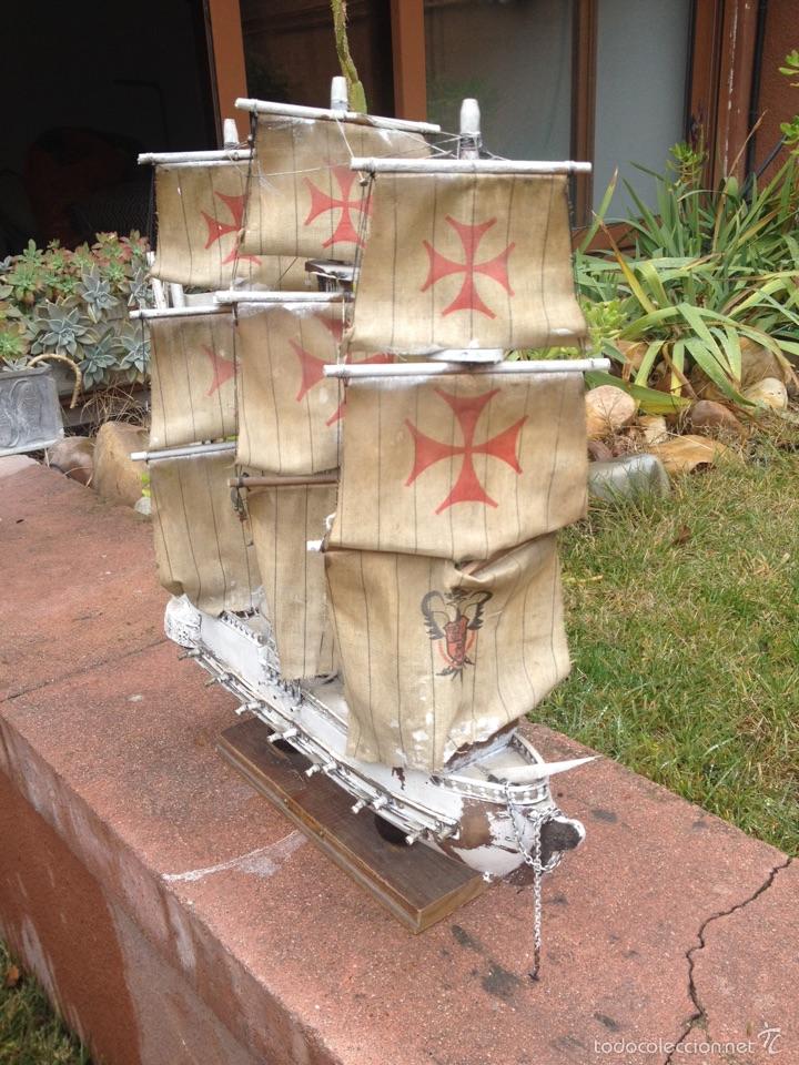 Maquetas: Maqueta barco antigua - Foto 2 - 53566392