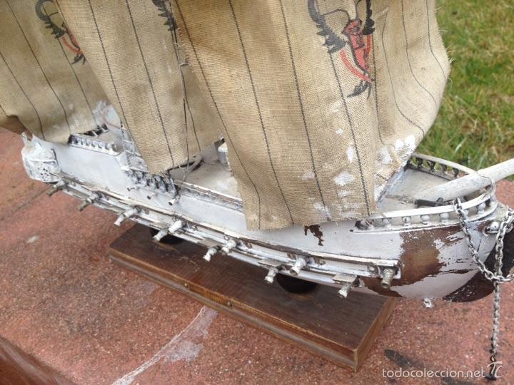 Maquetas: Maqueta barco antigua - Foto 3 - 53566392