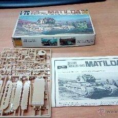 Maquetas: MAQUETA FUJIMI 1/76 BRITISH I FANTRY TANK MATILDA. Lote 53882319