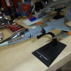 Maquetas: LOCKHEED F 104 STARFIGHTER.LUFTWAFFE.RFA.ESC.1/72.. Lote 114575240