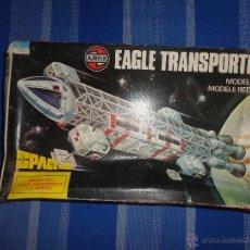 Maquetas: AIRFIX - MUY DIFICIL MAQUETA- EAGLE TRANSPORTER SPACE 1999- AÑO 1976 VER FOTOS! 111-1. Lote 54119574