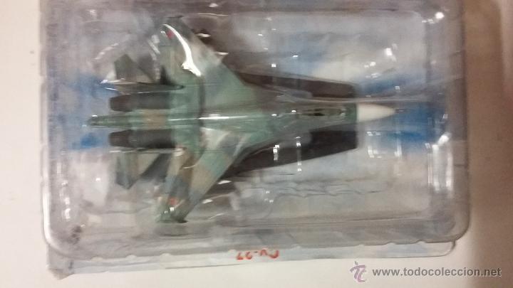 SUKHOI SU-27A, ESCALA 1/100 (Juguetes - Modelismo y Radio Control - Maquetas - Aviones y Helicópteros)