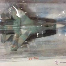 Maquetas: SUKHOI SU-27A, ESCALA 1/100. Lote 122569634