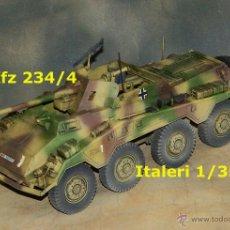 Maquetas: 234/4 PAKWAGEN, 1/35 ITALERI MEJORADO. Lote 54343527