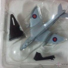 Maquetas: HAWKER HUNTER. RAF. AVION DEL PRADO. Lote 54346984