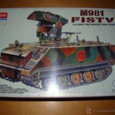 Maquetas: M981 FISTV 1/35 - ACADEMY. Lote 54418271