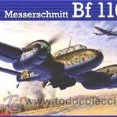 Maquetas: MAQUETA CAZA PESADO ALEMÁN MESSERSCHMITT BF 110E-1 DE REVELL A ESCALA 1/72. Lote 54555914