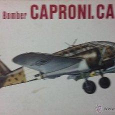 Maquetas: CAPRONI CA 311. ITALERI 1/72. Lote 54763987