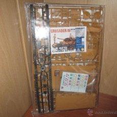 Macchiette: MAQUETA ITALERI Nº- 219 - ESCALA 1/35 - CARRO DE COMBATE CRUSADER III. Lote 196085441