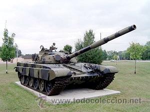 Maquetas: MAQUETA ITALERI REF.Nº- 6000 - ESCALA 1/35 - CARRO DE COMBATE RUSO T-72-MBT - Foto 2 - 119202447