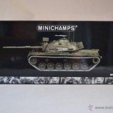 Maquetas: M48 A2GA2 1984. 1/35. MINICHAMPS. ROMANJUGUETESYMAS.. Lote 55058787