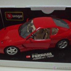 Maquetas: MAQUETA COCHE - FERRARI 456 GT(1992) - ESCALA 1:18. Lote 55061536