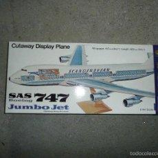 Maquetas: JUMBO BOEING 747 (50 YEARS REVELL). Lote 56237652