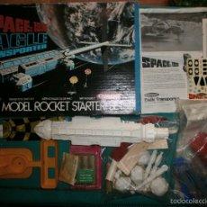 Maquetas: MAQUETA PROPULSADA POR COHETE SPACE 1999 EAGLE TRANSPORTER AÑO 1976 MARCA CENTURI. Lote 56258696