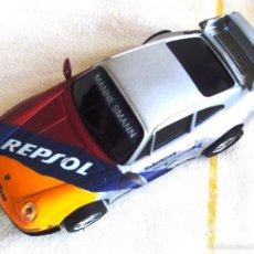Maquetas: PORSCHE GT2 REPSOL MARCA CARTRONIC. Lote 56266281