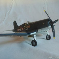 Maquetas: F4 U CORSAIR US MARINES. FRANKLIN MINT 1/48. ARMOUR COLLECTION. ROMANJUGUETESYMAS.. Lote 56593624